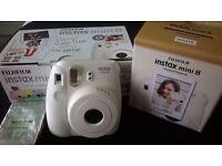 Fujifilm Instax Mini 8 Instant Camera – BRAND NEW