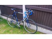 Vintage bike /retro bike /Road bike
