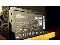 CoolerMaster PSU 500W