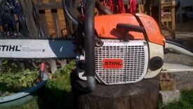 STIHL Farm Boss Chain Saw