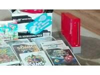 Nintendo wii red