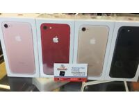 CRISTMAS BEST OFFER WITH FREE GIFTS 🎁 Apple iphone 7 32gb unlocked brand new condition
