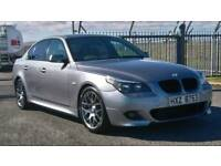 Bmw 530D M-Sport 275Bhp, 645 ft-lbs Torque, P/X Focus St3 Can Deliver to Inverness