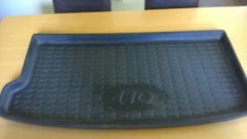 Hyundai i10 genuine boot liner tray