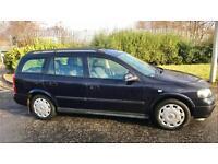 VAUXHALL ASTRA 1.6L CAR/VAN (2003) year mot