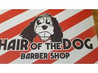 Part time Barber needed