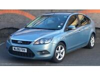 Ford Focus Automatic 1.6, Only 67,000 miles, 5 months mot, full service history!