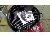 Weber Charcoal BBQ 22inch
