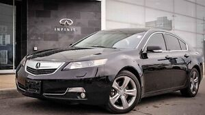 2014 Acura TL Elite Technology Package