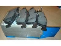 Vauxhall brake pads