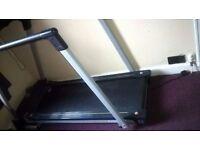 The Everlast EV8000 treadmill with handrails
