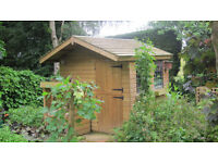 Quality Garden Shed - as new