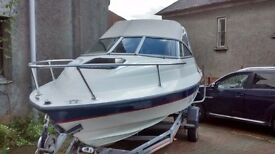 2006 Bayliner 192 Cuddy version