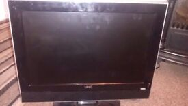 UMC TV with build in DVD