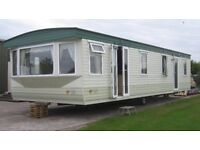 Pemperton Elite Static Caravan - Fully Central Heating and Doubled Glazed 38x12