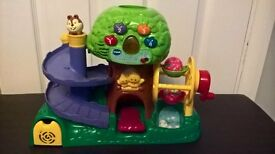 Vtech baby discovery activity tree toy