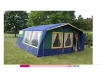 Trailer tent spare and repairs