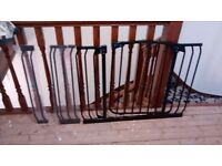 Dreambaby baby gate extra wide adjustable