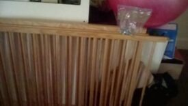 baby cot used excellent condition