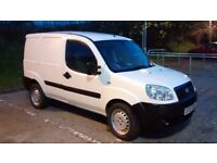 Very Low Mileage Fiat Doblo Van Great Condition. Private use only, light usage.