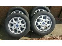 Ford transit tourneo 16 inch alloy wheels