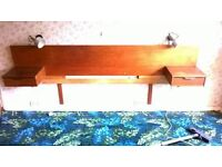 Vintage Retro Austine Suite Double bed headboard