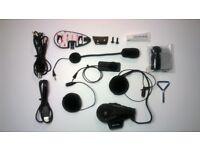 Cellular Line Interphone F3MC Bluetooth Motorcycle Intercom