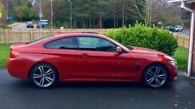 BMW 420d mSport Auto