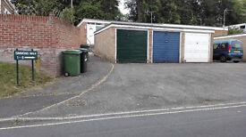 GBP 80 pcm Garage + Free drive way in Basingstoke Town Center