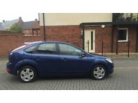 Ford Focus 1.8 Style 5dr Low Mileage Only 58K Full Service History Long MOT Part Exchange Welcome
