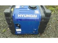 Hyundai petrol generator 3.2kva