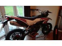 125 moto bike