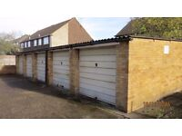 LOCK-UP GARAGES TO RENT IN ENFIELD - EN3, EN2 & EN1