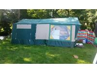Trailer tent Conway mirage 6 / 8 berth..