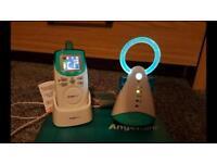 Angelcare 401 baby monitor with sensor pad
