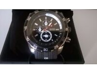 'HUGO BOSS' MENS WATCH, LAST ONE!! BRAND NEW/GIFT BOXED, COLLECTION/DELIVERY. TEL.07803366789
