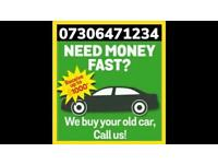🇬🇧♻️ WE BUY CARS VANS CASH TODAY SELL MY ANY CONDITION WANTED SCRAP FAST COLLECTION HARLOW