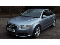 2005 AUDI 2.0 TDI S-LINE SPECIAL EDITION,IN SUPERB CONDITION WITH LOW MILEAGE AND FSH.