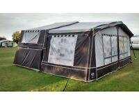 Pennine Quartz 6 Folding Camper 2011