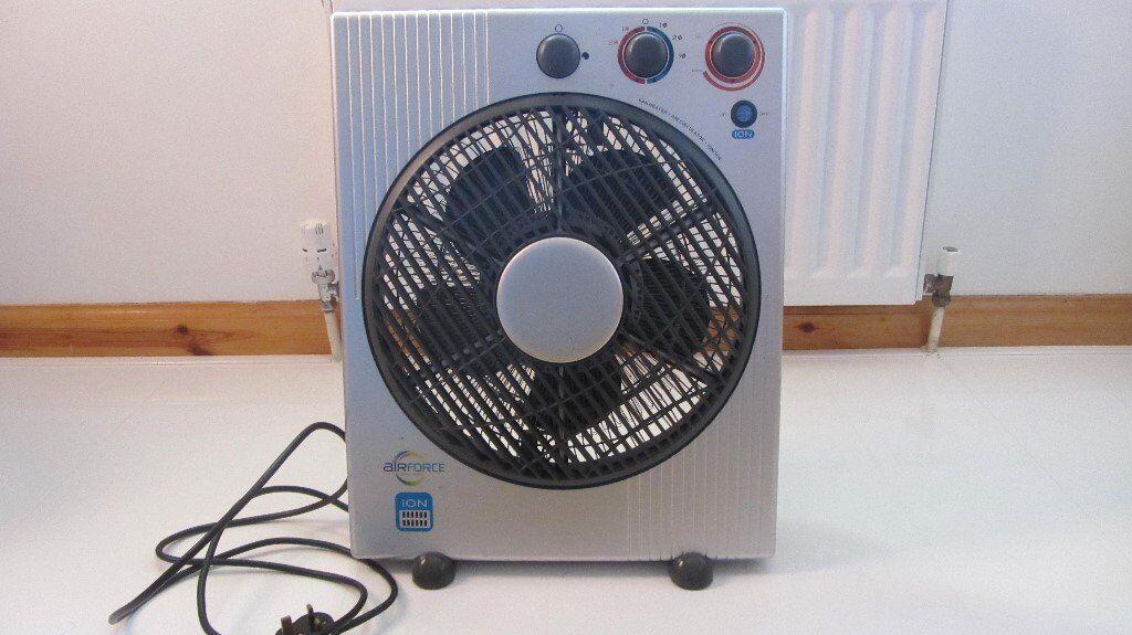 Gumtree Desk Fan : Airforce fan heater in glasgow gumtree