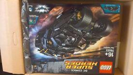 LEGO Batman The Tumbler 76023 UCS Ultimate Collector Series BNISB