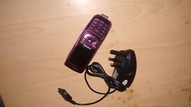 FOR SALE Samsung SGH S400i (Unlocked) Mobile Phone Plus ear piece