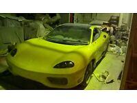 Ferrari Replica Kit car
