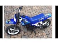 Yamaha PW50 2007 motorbike for sale