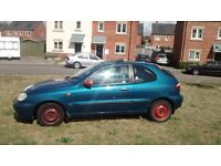 Car is in good condition ,but no MOT