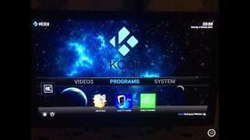 Amazon TV FireStick Kodi 16.1 install FireStarter Modbro Showbox