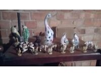 Animal ornaments take the lot central London bargain