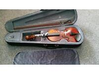 Violin by stagg 3/4 size