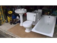 Bathroom suite All in perfect working order