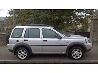 Land Rover Freelander HSE S/W 1.8 2005 (54)**Long MOT**Great 4x4 for ONLY £1795
